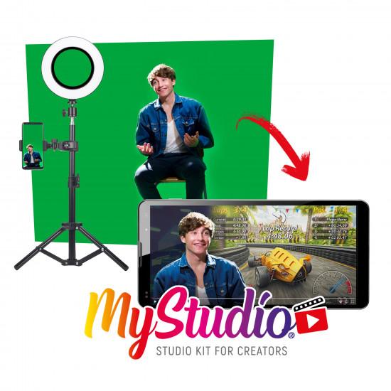 My studio vlog kit