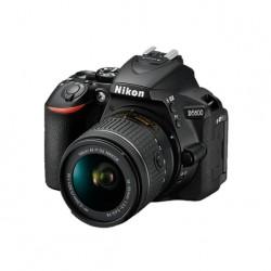 Nikon D5600 + AF-P18-55mm VR