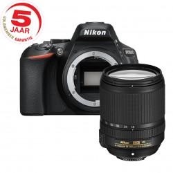 Nikon D5600 + 18-140 mm