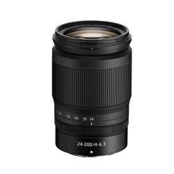 Nikon Z 24-200 mm  f4.0  S