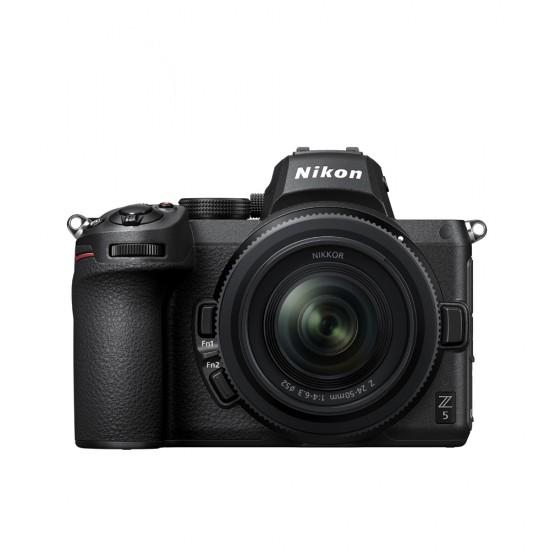 Nikon Z5 + Nikkor Z 24-50mm f 3.5-6.3