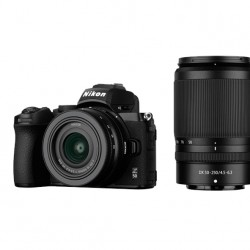 Nikon Z50 + Nikor ZDX 16-50 + Nikor 50-250