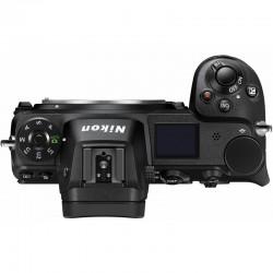 Nikon Z6 II + 24-70mm F4 + FTZ adapter