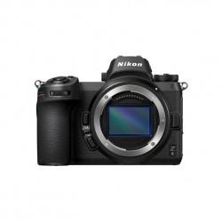 Nikon Z6 + 24-70 mm met FTZ adapter