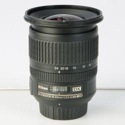 Occasion: Nikon 10-24 mm AF-S  IF DX 3.5-4.5 ED