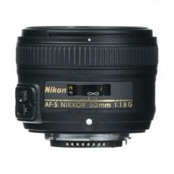 Occasion: Nikon 50mm 1:1.8 afs