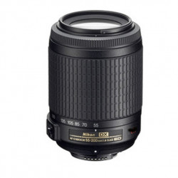 Occasion: Nikon 55-200mm