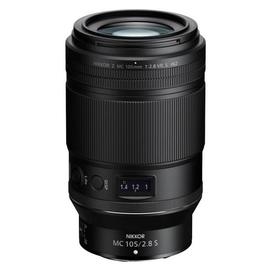 Nikon Z MC 105mm F/2.8 VR S Nikkor