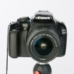 Occasion: Canon EOS 1100D + 18-55 mm EFS Lens