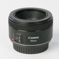 Occasion: Canon EF 50mm f1.8 STM