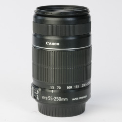 Occasion: Canon 55-250mm EFS IS ll
