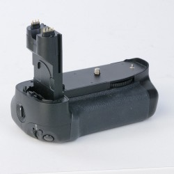 Occasion: Canon EOS 7D Jupio batterij grip