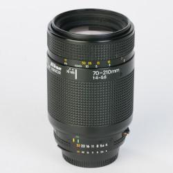 Occasion: Nikon AF Nikkor 70-210 mm  1:4-5.6