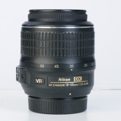 Occasion: Nikon AF-S 18-55 mm DX  3.5-5.6  G VR (226)
