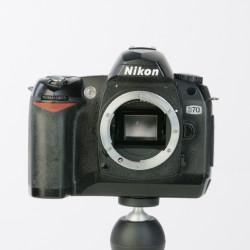 Occasion: Nikon D70 body