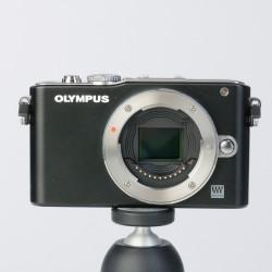 Occasion: Olympus PEN E-PL3 body (614)