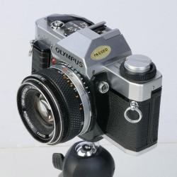 Occasion: Olympus OM-20 + 50mm f: 1.8 Analoog