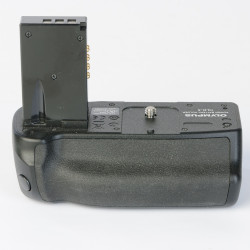 Occasion: Olympus HLD-5 batterijgrip E600-E620