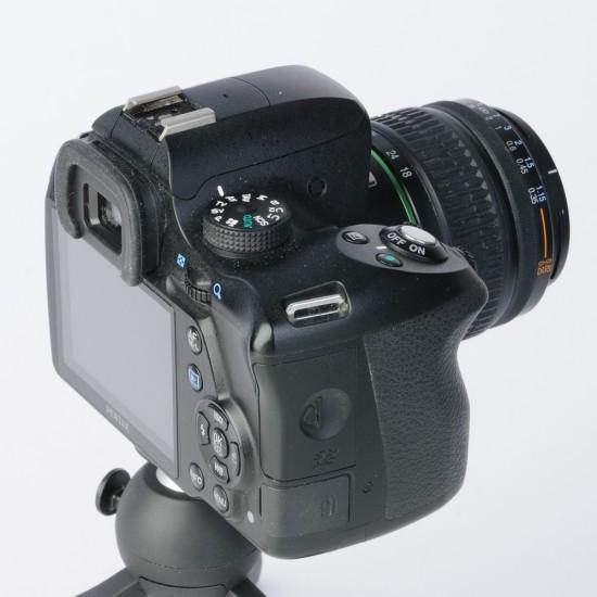 Occasion: Pentax K-500 18-55 mm 3,5-5,6 SMC DA lens