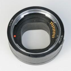 Occasion: Rolleiflex SLX + 6000 tussenring 34 mm
