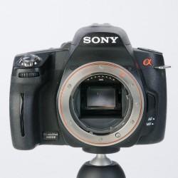 Occasion: Sony Spiegelreflex A390 body