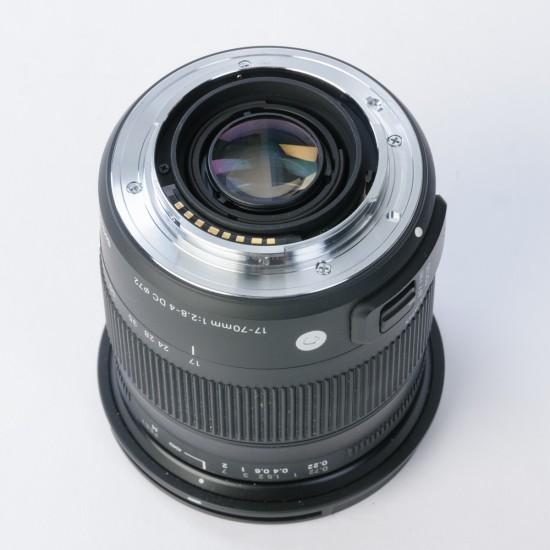 Occasion: Sigma 17-70mm Sony Contemporary