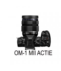 Olympus lens actie