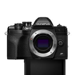 Olympus OM-D E-M10 mark IV zwart + 14-42mm EZ
