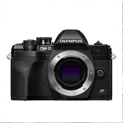 Olympus OM-D E-M10 mark IV  zwart + 14-42mm