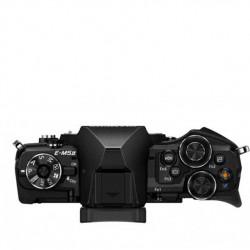 Olympus OM-D E-M1 Mark II zwart + 12-40mm f2.8 + 40-150 f2.8 PRO