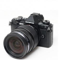 Olympus OM-D E-M1Mark II zwart + 12-40mm f2.8 pro