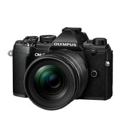 Olympus OM-D E-M5 mark III zwart + 12-40 2.8 PRO