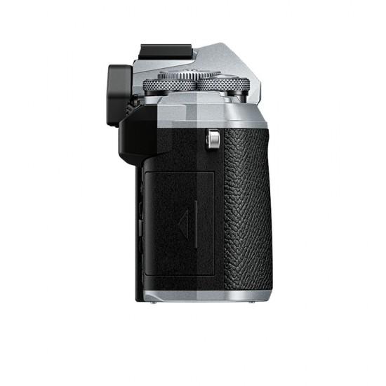 Olympus OM-D E-M5 mark III zwart + 12-45mm f2.8 PRO