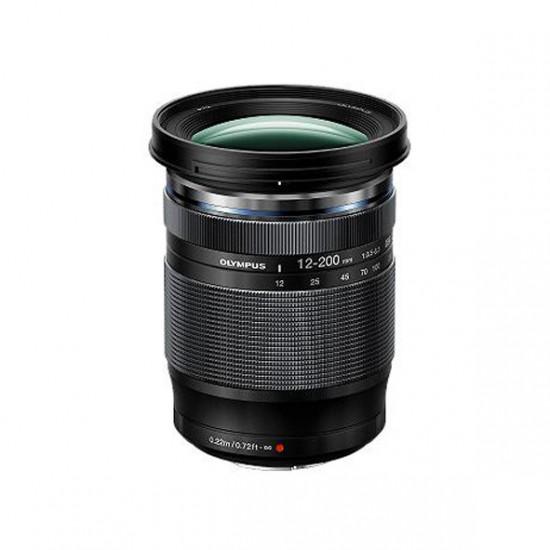 Olympus M.Zuiko Digital ED 12‑200mm F/3.5‑6.3 - zwart