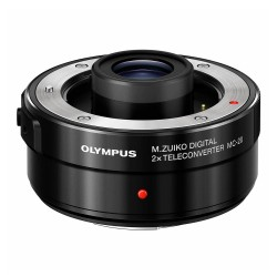 Olympus M.Zuiko Digital 2x Teleconverter MC‑20