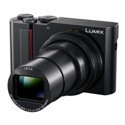 Panasonic Lumix DMC-TZ-200 zwart