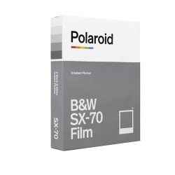 Polaroid SX-70 B&W film
