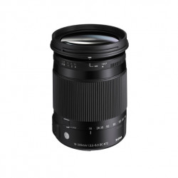 Sigma 18-300mm F3.5-6.3 DC Macro OS HSM Contemporary voor Canon