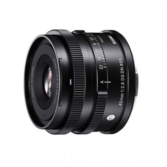 Sigma 45mm F2.8 DG DN sony E mount