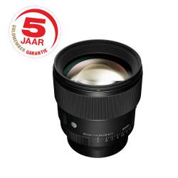 Sigma 85mm f1.4 DG DN Sony E-mount