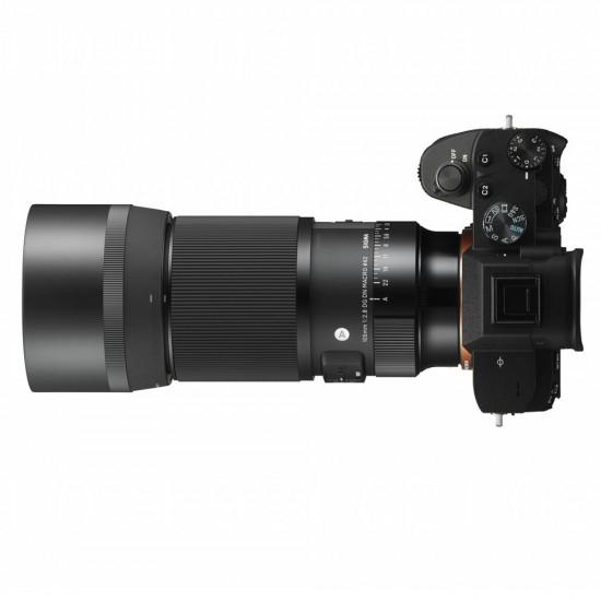 Sigma 105mm F/2.8 DG DN Macro Art Sony E