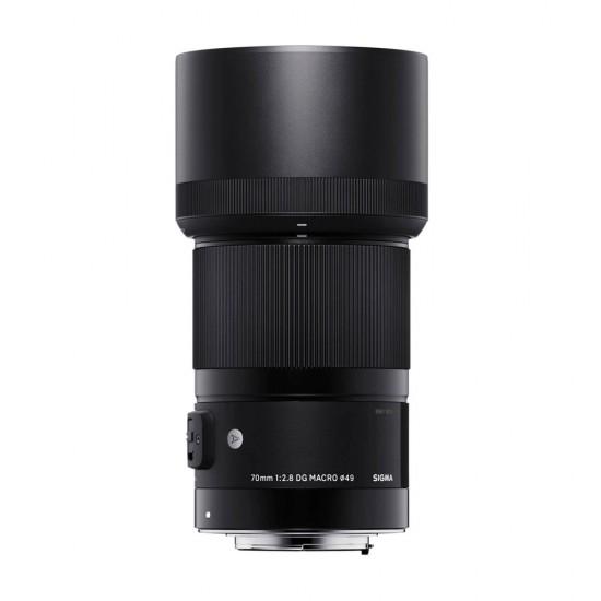 Sigma 70mm F/2.8 DG Macro Art Sony E