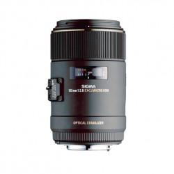 Sigma 105mm F2.8 Macro EX DG OS HSM