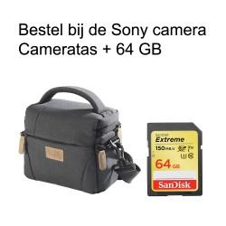 Toebehoren Sony A6000 series