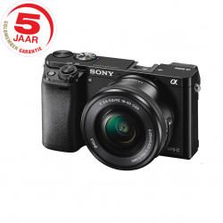 Sony A6000 ICL zwart + 16-50mm