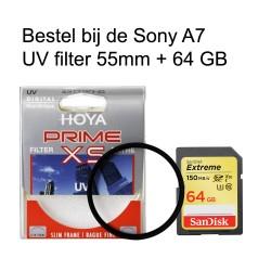 Toebehoren Sony A6000