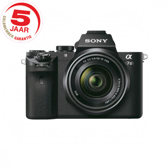 Sony A7 ICLE -7M2K  zwart + 28-70mm