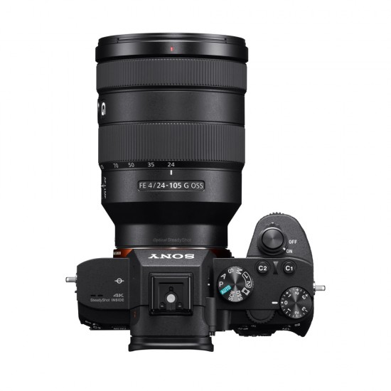 Sony A7 mark III + 24-105mm F 4.0 G OSS
