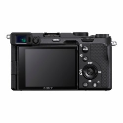 Sony A7C 28-60mm zwart + gratis microfoon t.w.v. €239,-