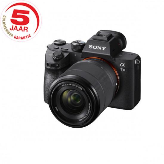 Sony A7 ILCE-7M3K  zwart + 28-70mm